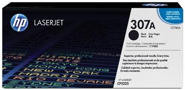 HP toner 307A, 7 000 pages, OEM CE740A, noir