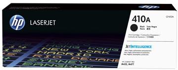 HP toner 410A, 2 300 pagina's, OEM CF410A, zwart