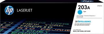 HP toner 203A, 1 300 pagina's, OEM CF541A, cyaan