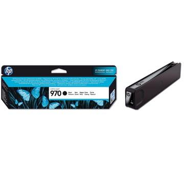 HP inktcartridge 970, 3.000 pagina's, OEM CN621AE, zwart