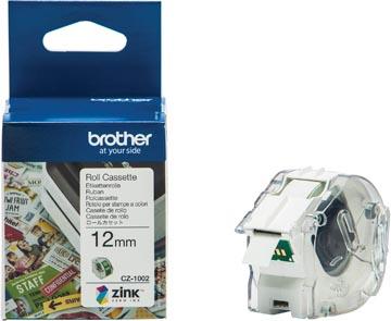 Brother Kleurenlabels 12mm