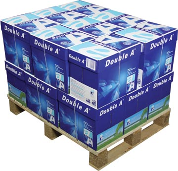 Double A Premium printpapier ft A4, 80 g, minipallet van 80 pakken van 500 vel