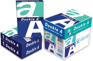 Double A Premium printpapier ft A3, 80 g, pallet van 100 pakken van 500 vel