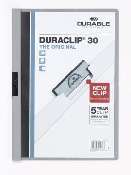 Durable chemise à pince Duraclip Original 30 gris