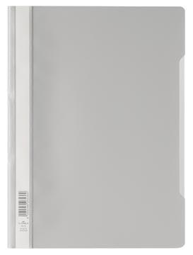 Durable snelhechtmap ft A4 grijs