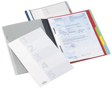 Durable Dossier d'organisation Divisoflex
