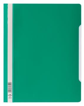 Durable snelhechtmap voor showtassen groen