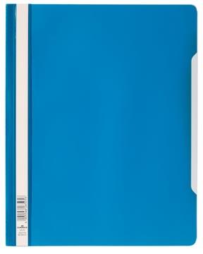 Durable snelhechtmap voor showtassen blauw