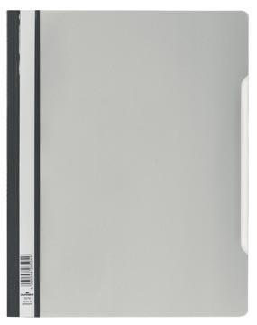 Durable snelhechtmap voor showtassen grijs