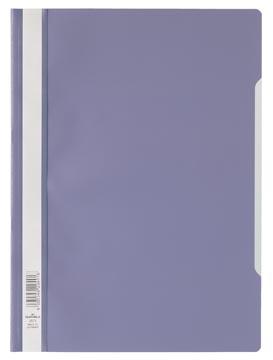 Durable farde à devis, ft A4, lilas