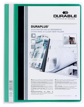 Durable farde à devis Duraplus vert
