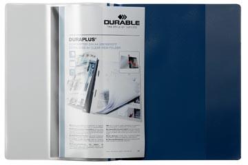Durable farde à devis Duraplus bleu