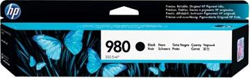 HP inktcartridge 980A, 10.000 pagina's, OEM D8J10A, zwart