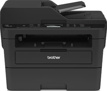 Brother zwart-wit laserprinter 3-in-1 DCP-L2550DN