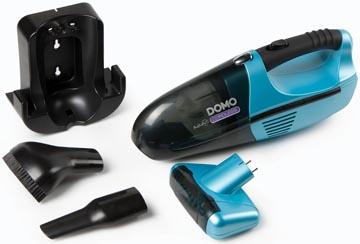 Domo chapardeur avec batterie rechargeable, 14,4 V, bleu