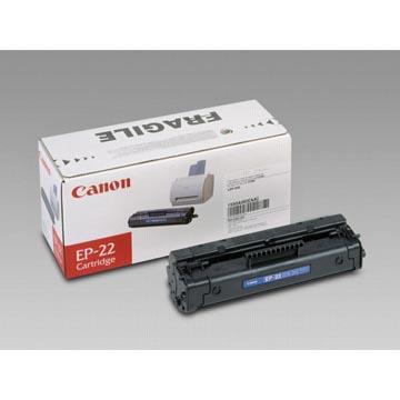 Canon toner EP22, 2.500 pagina's, OEM 1550A003, zwart