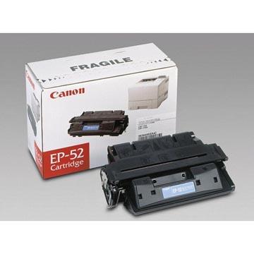 Canon toner EP52, 10.000 pages, OEM 3839A003, noir