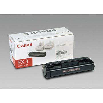 Canon toner FX3, 2.700 pagina's, OEM 1557A003, zwart