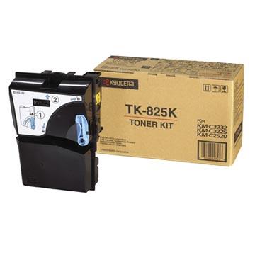 Kyocera Toner zwart TK825K - 15000 pagina's - 1T02FZ0EU0