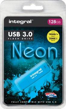 Integral USB3 Neon 128GB BL