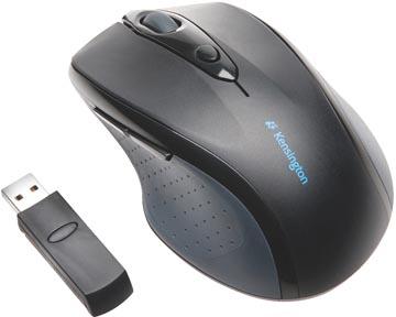 Kensington Pro Fit souris sans fil Full-Size, noir