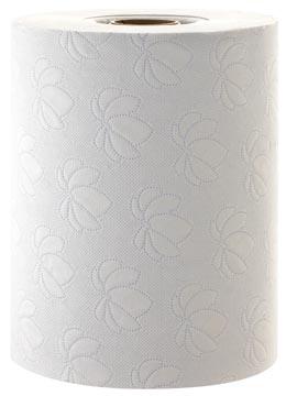 Tork handdoekrol enMotion, 2-laags, 715 vellen, voor dispenser 24,7 cm, pak van 6 rollen