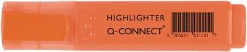 Q-Connect markeerstift, oranje