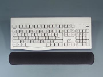 Q-Connect repose-poignet clavier, noir/gris