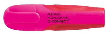 Q-Connect surligneur premium, rose