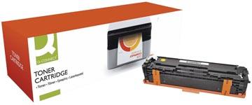 Q-Connect toner jaune 1800 pages pour HP - OEM: CF212A