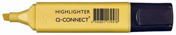 Q-Connect surligneur pastel, jaune