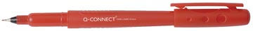 Q-Connect fineliner, 0,4 mm, rood