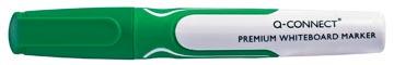 Q-Connect marqueur tableau blanc, pointe ronde, vert