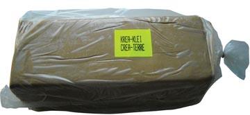 Argile, paquet de 10 kg