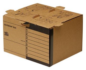Loeff's Archiefdozen Ft 41x27,5x37 cm, pak van 15 stuks