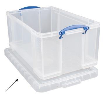 Really Useful Box deksel voor opbergdozen 18 en 35 liter