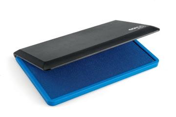 Colop tampon encreur Micro ft 9 x 16 cm, bleu
