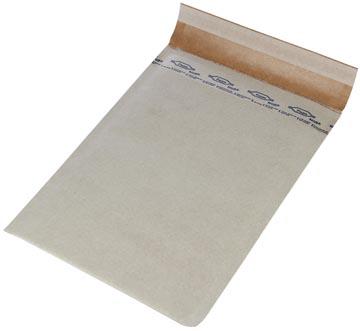 Jiffy pochettes avec doublure en mousse ft 184 x 280 mm, boîte de 250 pièces