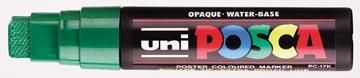 uni-ball Paint Marker op waterbasis Posca PC-17K groen