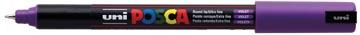 uni-ball Marqueur peinture à l'eau Posca PC-1MR violet