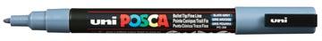 uni-ball Marqueur peinture à l'eau Posca PC-3M gris ardoise