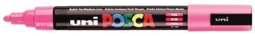uni-ball Marqueur peinture à l'eau Posca PC-5M rose