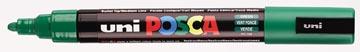 uni-ball Marqueur peinture à l'eau Posca PC-5M vert foncé