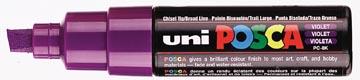 uni-ball Paint Marker op waterbasis Posca PC-8K paars