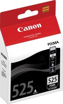 Canon cartouche d'encre PGI-525PGBK, 311 pages, OEM 4529B001, noir