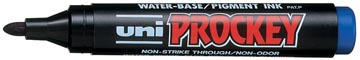 Uni marker voor flipchart Prockey PM-122 blauw