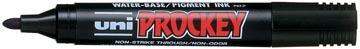 Uni marqueur pour tableaux de confér Prockey PM122 noir