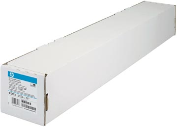 HP plotterpapier ft 914 mm x 45,7 m, 80 g, mat