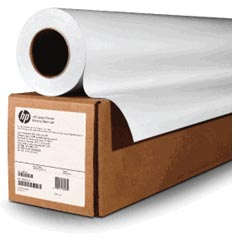 HP plotterpapier ft 1067 mm x 45,7 m, 80 g, mat