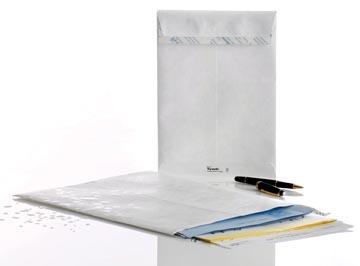 Enveloppes Tyvek ft 229 x 324 mm (C4), boîte de 100 pièces